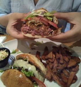 Calidad de la carne en Alta Burgersía