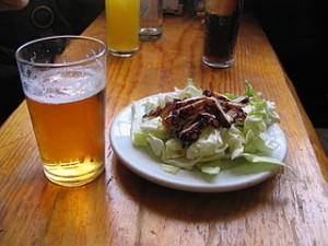 Cerveza en Madrid