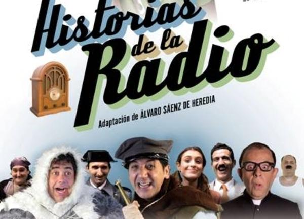 Historias de la radio llega al teatro f garo for Teatro figaro adolfo marsillach
