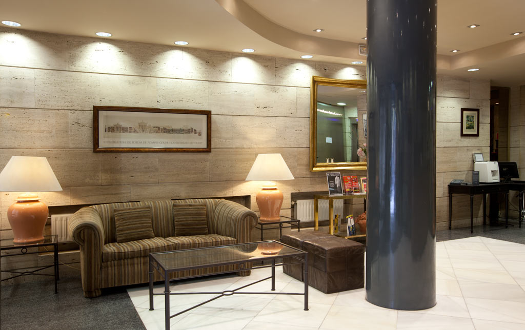 Photos of hotel moderno madrid center spain official site for Hotel moderno madrid booking