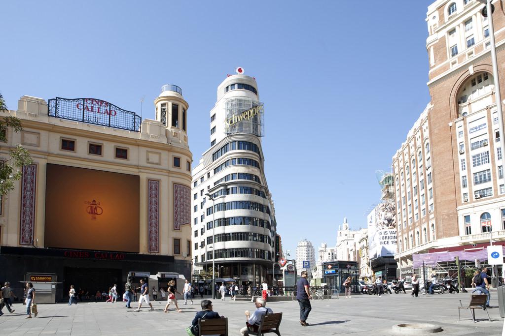 fotos del hotel moderno madrid web oficial